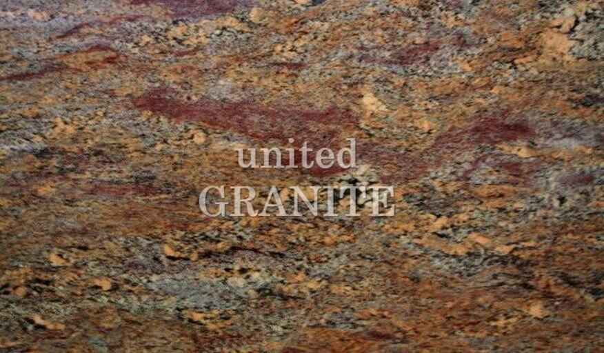 Brown Granite United Granite Countertops Pa