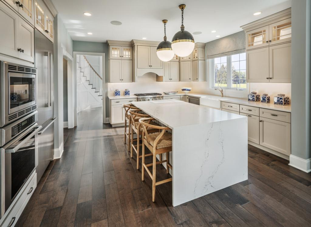 What Marble Countertop Color Looks Best With White Cabinets United Granite Countertops Pa